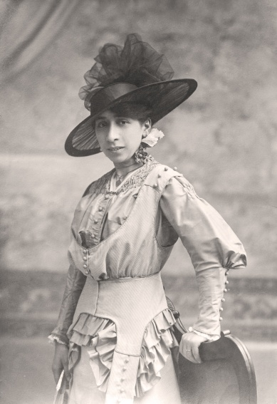 Antique Portrait of a Lady